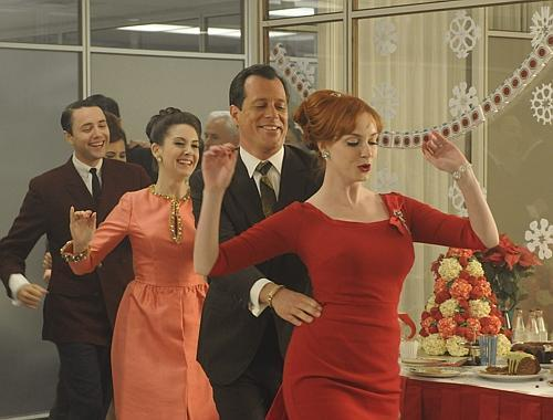 mad-men-christmas-party-conga-line