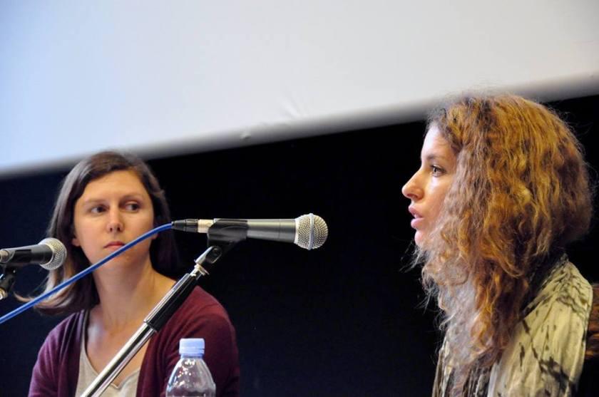 Caroline Cochet Sofia Alaoui