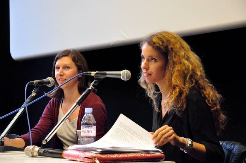 Sofia Alaoui Caroline Cochet