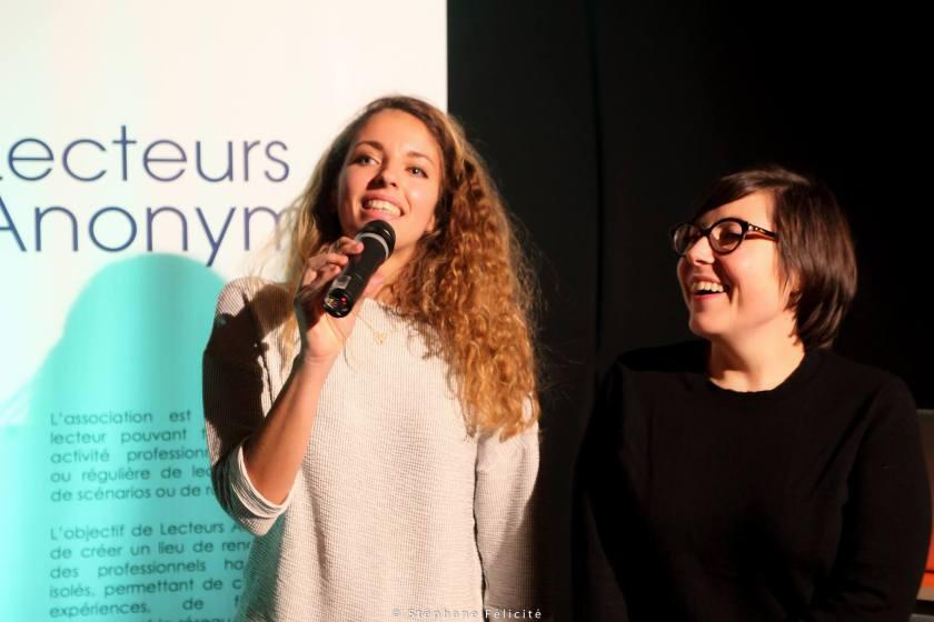 Sofia Alaoui et laetitia Kugler