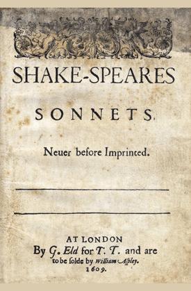 Image sonnets