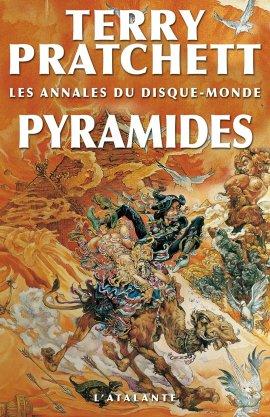 pyramides 658x1024 - Pyramides - Disque-Monde vol.7