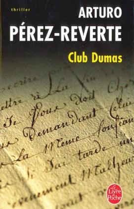 club dumas - Club Dumas ou l'ombre de Richelieu