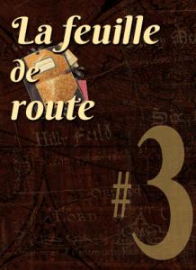 Feuille de route #3
