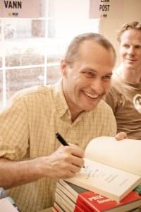 Le lecteur David Vann