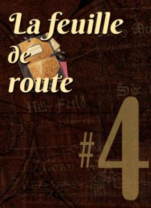 Feuille de route #4