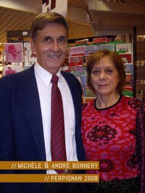 bonnery - Michèle et André Bonnery