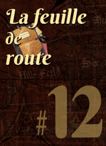 Feuille de route #12
