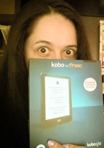 Kobo Glo, mon nouveau copain