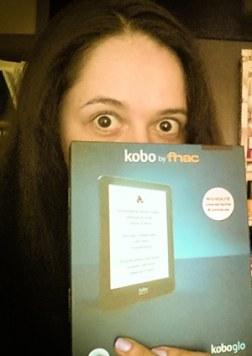 kobo0 - Kobo Glo, mon nouveau copain