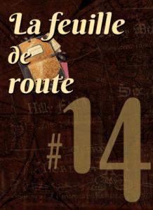Feuille de route #14