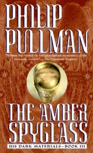 His dark materials : The amber spyglass, Book.3