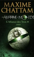 autre monde1 - Autre-Monde, Le coeur de la Terre, T.3