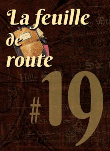 Feuille de route #19