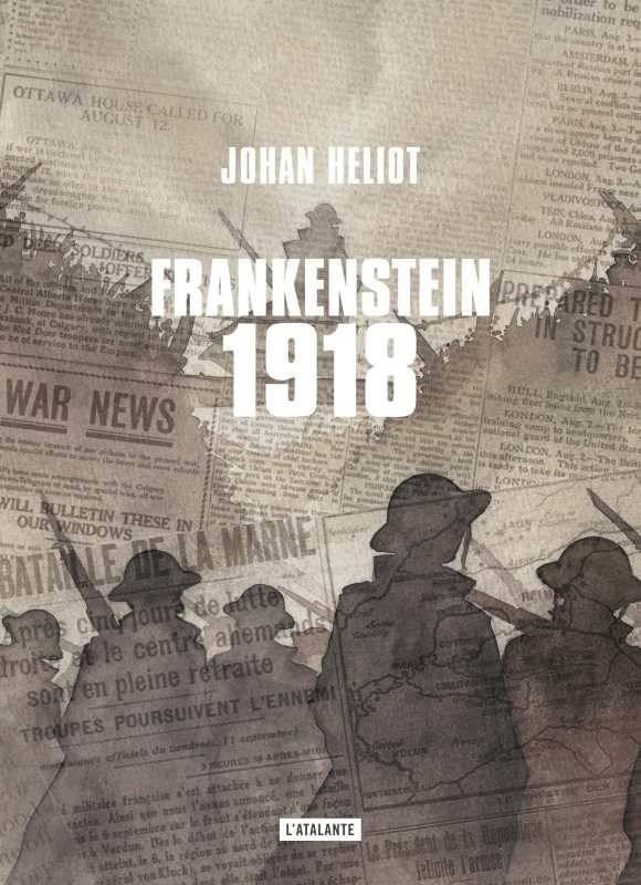 frankenstein1918 - Frankenstein 1918