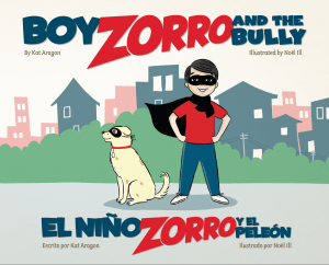 boy Zorro for New Books