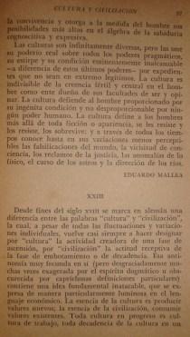 Texto de Eduardo MALLEA, 3/3.