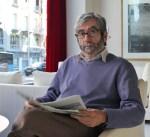 """Antonio Muñoz Molina: """"Lo que vivimos es estimulante y aterrador"""""""
