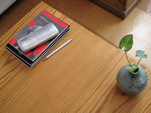 El rincón de lectura de Berta Vías Mahou - © karina beltrán 2013
