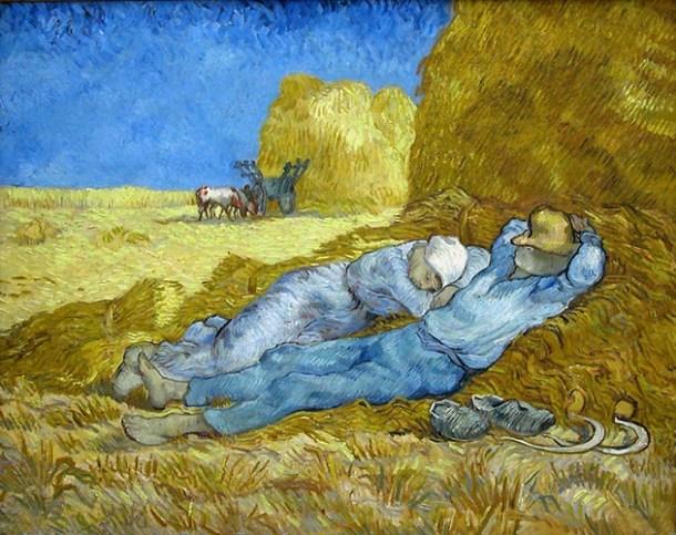 Van Gogh / La Siesta