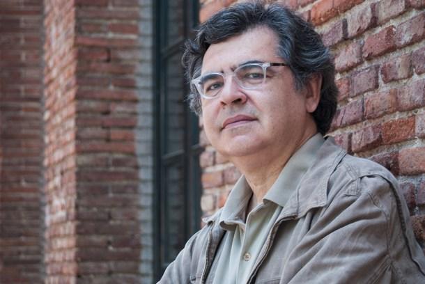 Manuel Hidalgo en la mítica Residencia de Estudiantes de Madrid. Por Nacho Goberna @ 2013