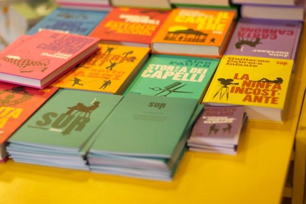 Libros. Roma. Fotografía Karina Beltrán © 2013