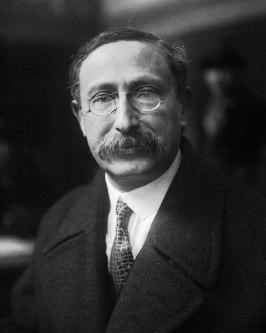 León Blum en el congreso socialista francés de 1927