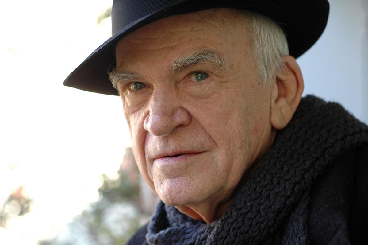Viaje de ida al centro de Milan Kundera