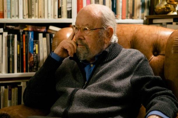 José Manuel Caballero Bonald por Nacho Goberna © 2014