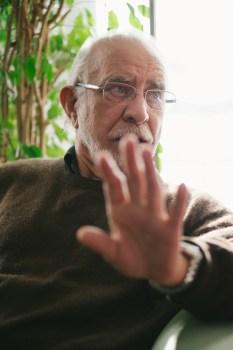 """José María Merino: """"Vivimos en un mundo de vampiros. Los vemos todos los días"""""""
