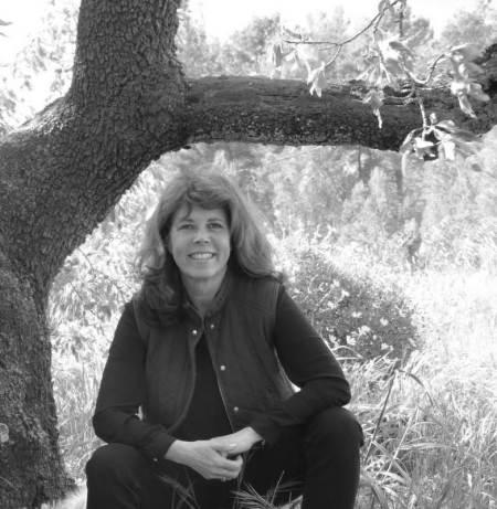 María Belmonte, antropóloga autora del libro