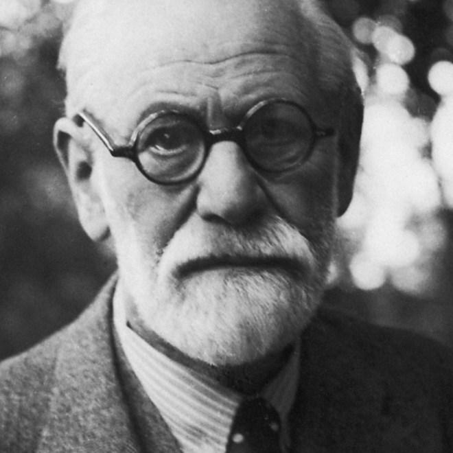 Sigmund Freud, circa 1935