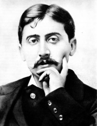 Marcel Proust (1900)