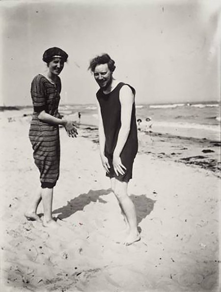Virginia Woolf y Clive Bell
