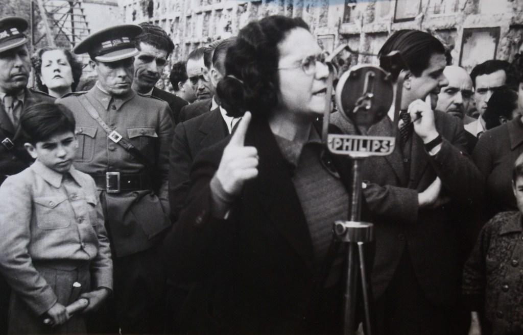 Un 14 de enero, pero en 1994, nos dejaba Federica Montseny, histórica militante anarquista