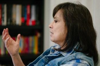 """Laura Restrepo: """"En esta época la acechanza del mal se siente muy fuerte"""""""