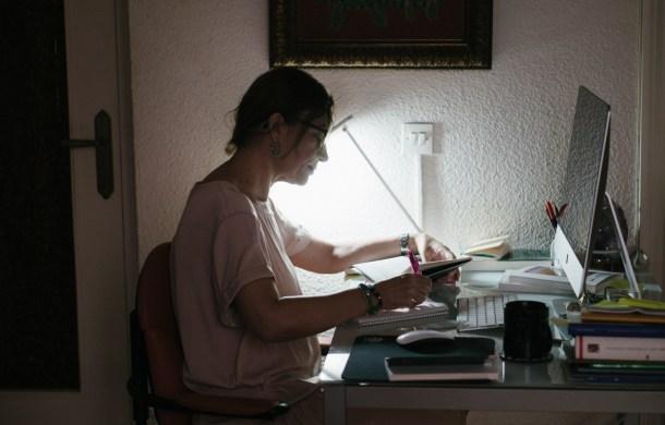 Emma Rodríguez. Fotografía por Nacho Goberna © 2016
