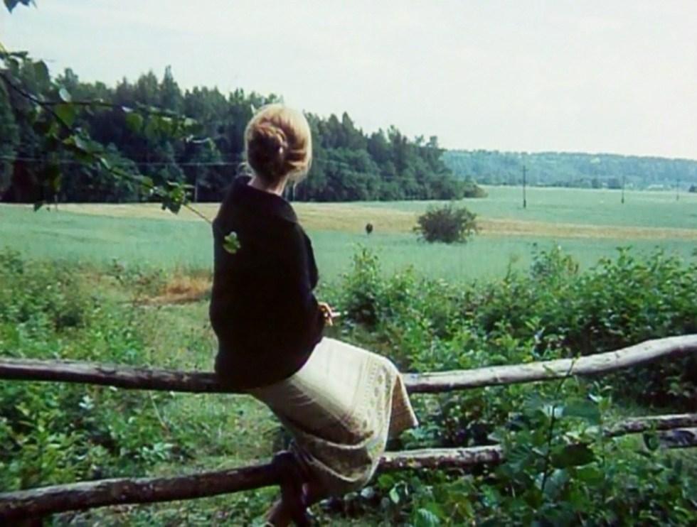 """Andrei Tarkovski. Fotograma de """"El Espejo"""" (1975)"""