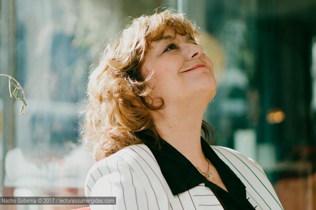 """Ana Blandiana: """"El bien y lo bello pueden resistir gracias a la poesía"""""""