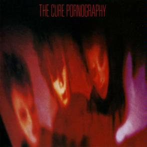 The Cure: portada de su álbum Pornography