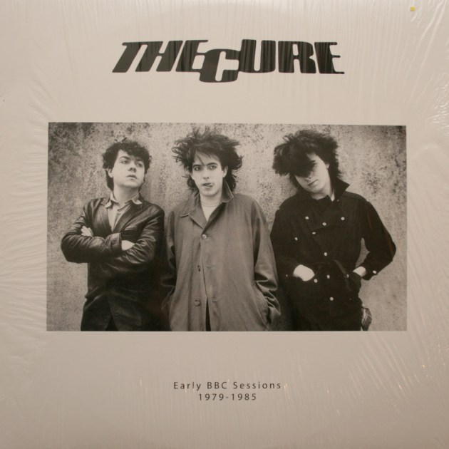 The Cure: Lol, Robert y Simon