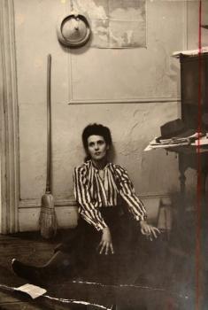Las rebeldías de una surrealista de nombre Leonora Carrington