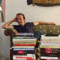 "Marcos Giralt Torrente:  ""Con Nabokov y Banville aprendí a mentir literariamente"""