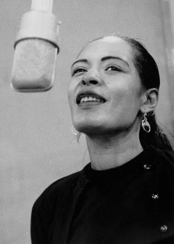 Billie Holiday, jazz, vida y tristeza