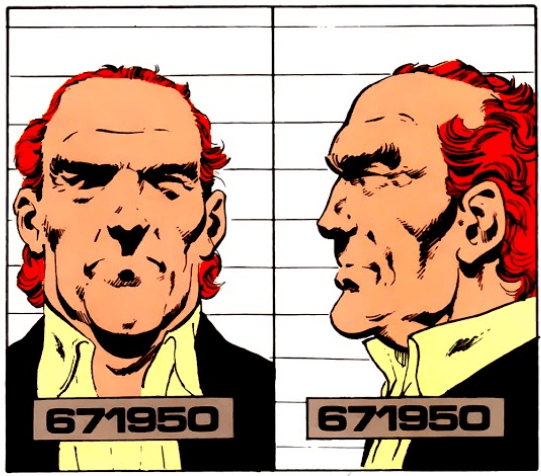 Lex Luthor en prison ?