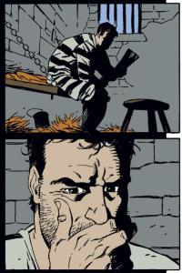 Bruce à Arkham ?