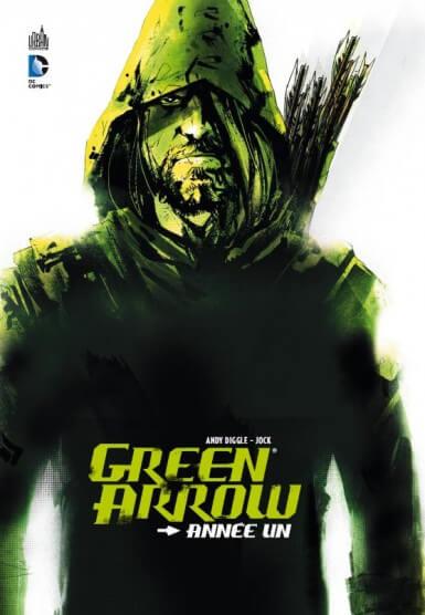 couverture Green Arrow Année Un