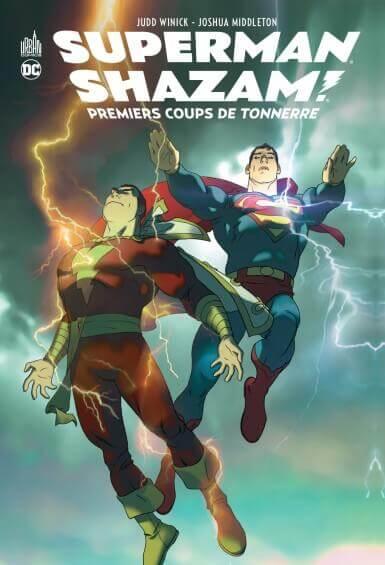 Superman/Shazam! : premiers coups de tonnerre