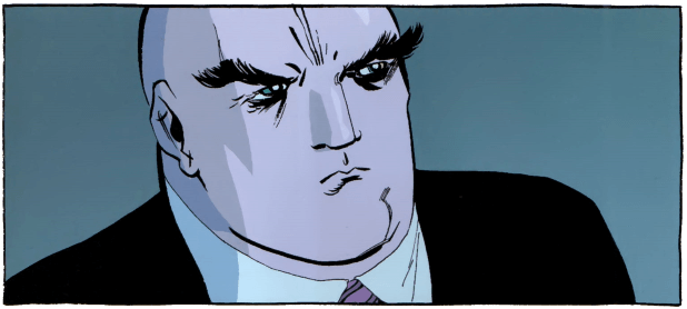 Lex Luthor toujours à l'affut.