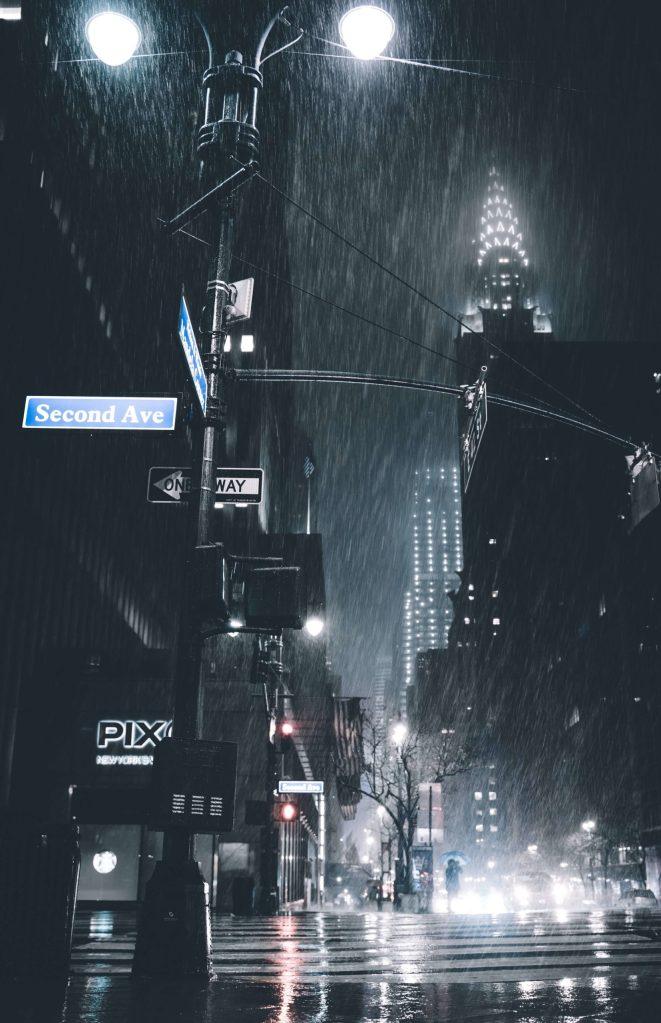 Gotham versus New York